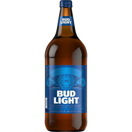 Bud Light Beer 40 Fl Oz Bottle Walmart Com
