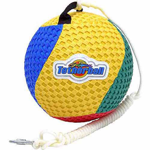 Fun Gripper Tetherball