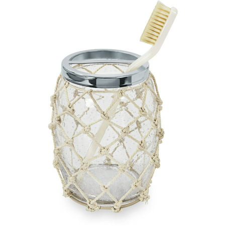 Better Homes & Gardens Nautical Toothbrush Holder, 1 Each