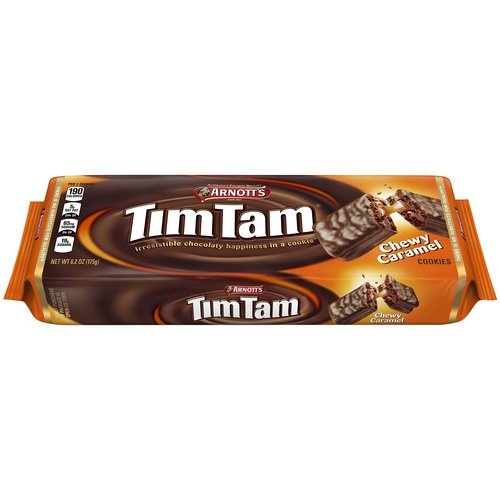 Arnott's® Tim Tam® Chewy Caramel Cookies 6.2 oz. Pack