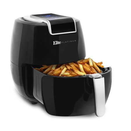 Elite Platinum EAF-1800H 5.6-Quart Air Fryer