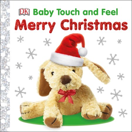 Baby Touch and Feel Merry Christmas (Board Book)](Christmas Art For Toddlers)