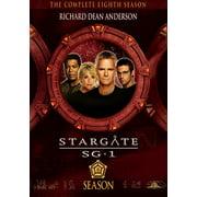 Stargate SG-1: Season 8 (DVD) by METRO-GOLDWYN-MAYER INC