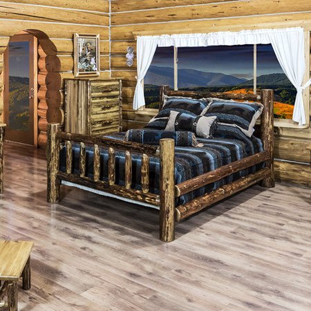 Montana Woodworks?? � 16 Montana Woodworks Glacier Country Slat Bedroom Collection