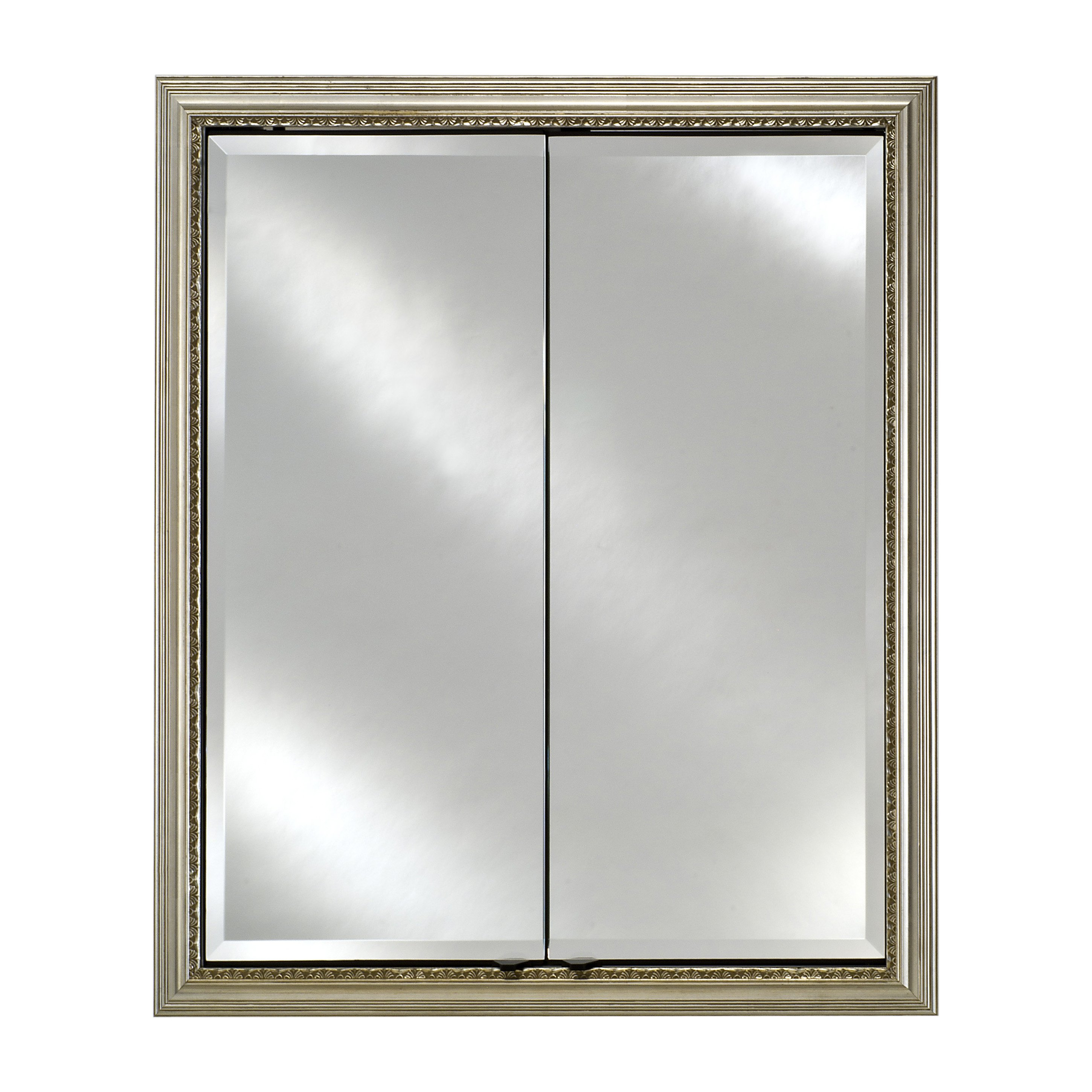 Afina Signature Collection Double Door 33W x 23H in. Surface Mount Medicine Cabinet