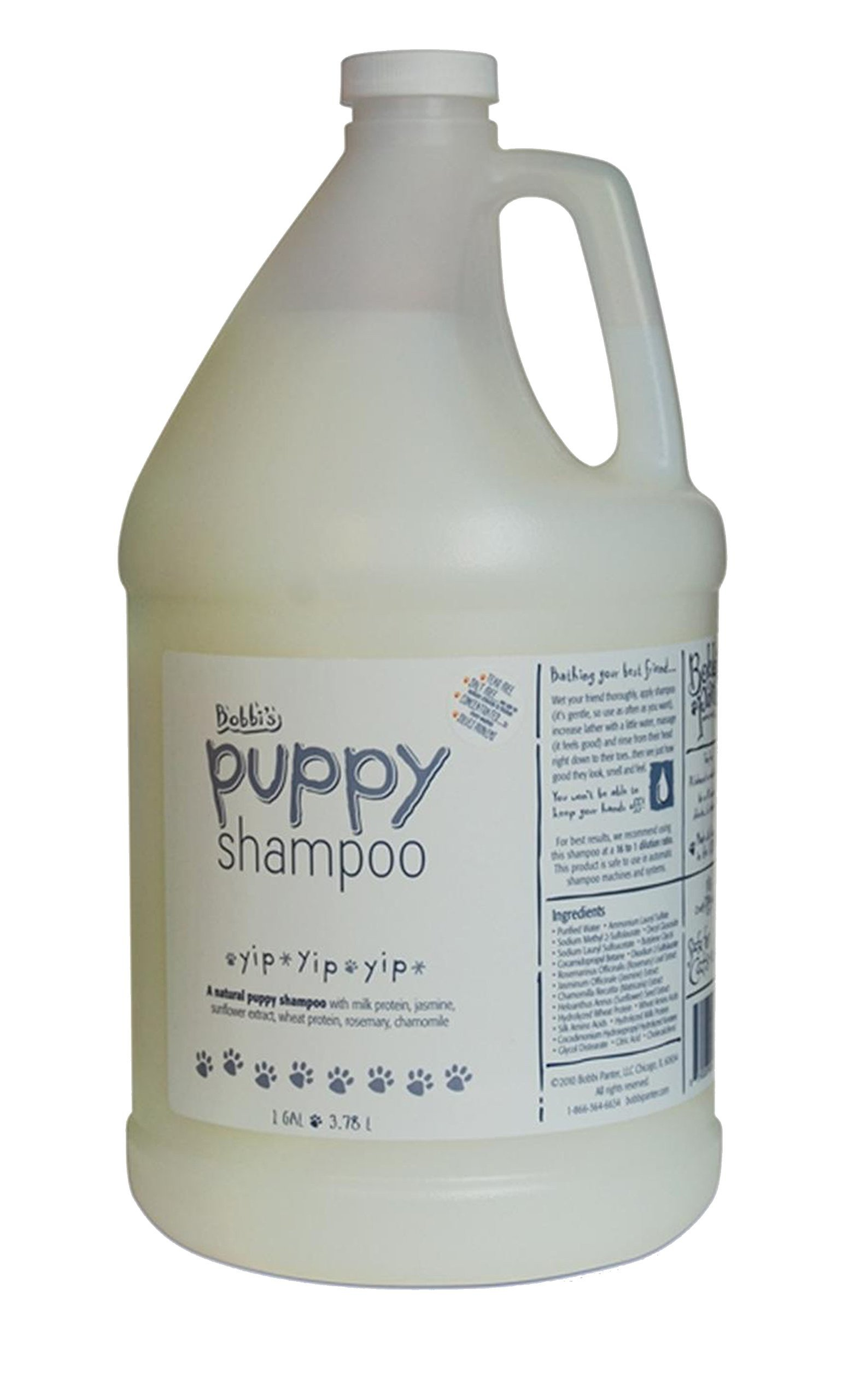 Bobbi Panter Pet Products Natural Puppy Shampoo 1-Gallon by