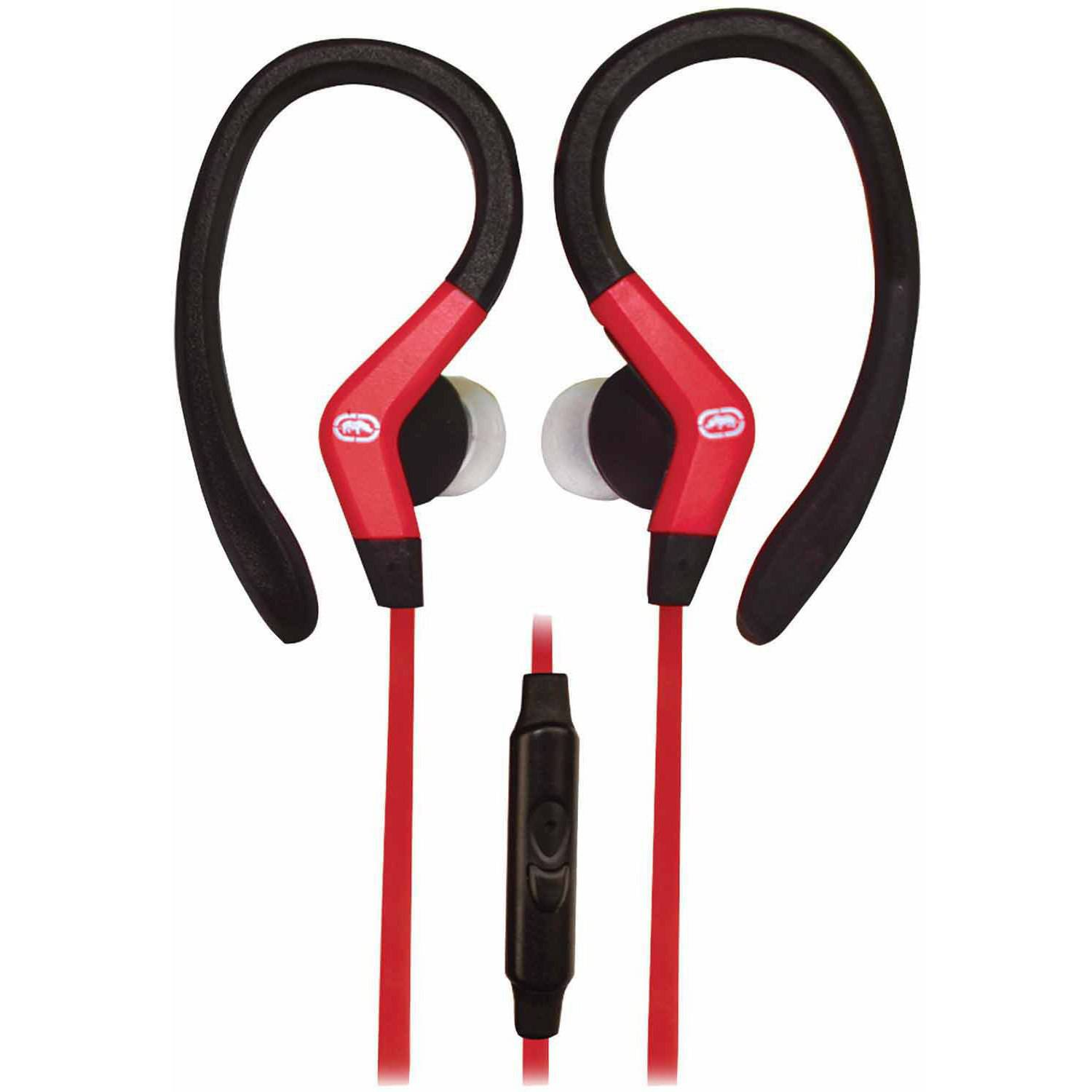 Ecko Unlimited Octane Sport Hook Earbuds with Microphone