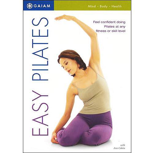 Easy Pilates [DVD]