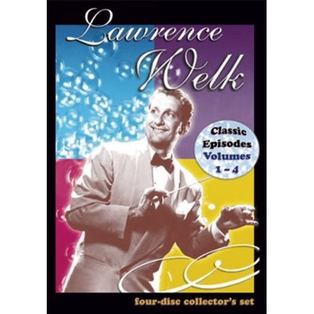 Classic Episodes of the Lawrence Welk Show: Volumes 1-4 (DVD) - Jessie Tv Show Halloween Episode