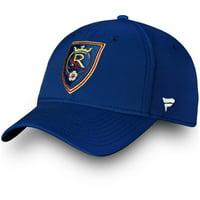 Real Salt Lake Fanatics Branded Elevated Speed Flex Hat - Royal
