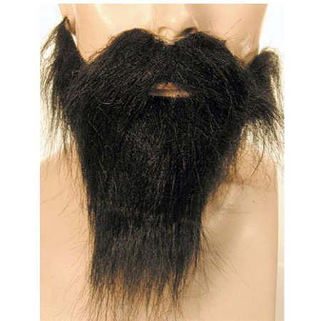 Beard Mustache Set - Light Brown for $<!---->