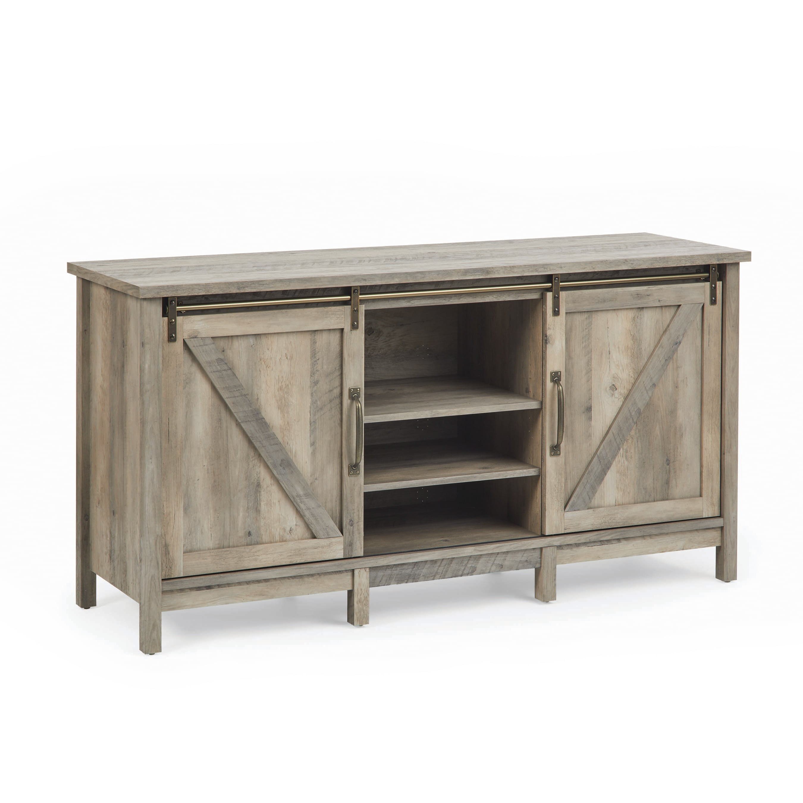 Better Homes & Gardens Modern Farmhouse TV Stand for TVs up to 60\ by Sauder Woodworking