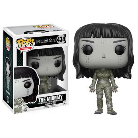 Mummy Pop - FUNKO POP! MOVIES: THE MUMMY 2017 - THE MUMMY