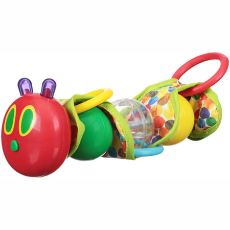 The World of Eric Carleâ ¢ The Very Hungry Caterpillarâ ¢ Music & Lights Caterpillar Baby Toy