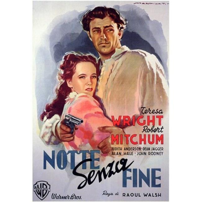 Posterazzi MOV200579 Pursued Movie Poster - 11 x 17 in. - image 1 de 1