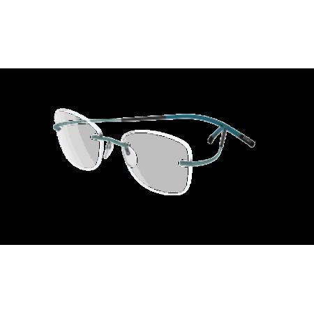 Silhouette Eyeglasses Titan Minimal Art Icon Chassis 7581 6075 ...