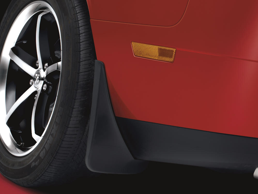 Dodge Genuine 82212244 Deluxe Molded Splash Guard