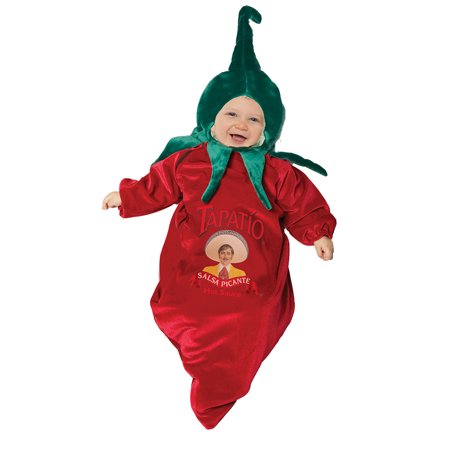 Tapatio Chili Pepper Baby Costume Bunting - Pepper Costume