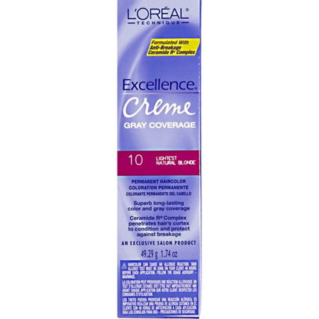 L Oreal Excellence Natural Baby Blonde Reviews