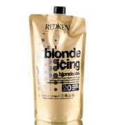 Redken Blonde Idol Conditioner Cream Developer - Option : Vol 20 / 6%