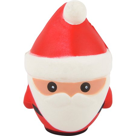 Christmas Winter North Pole Santa Squishie Toy Party - Winter Party