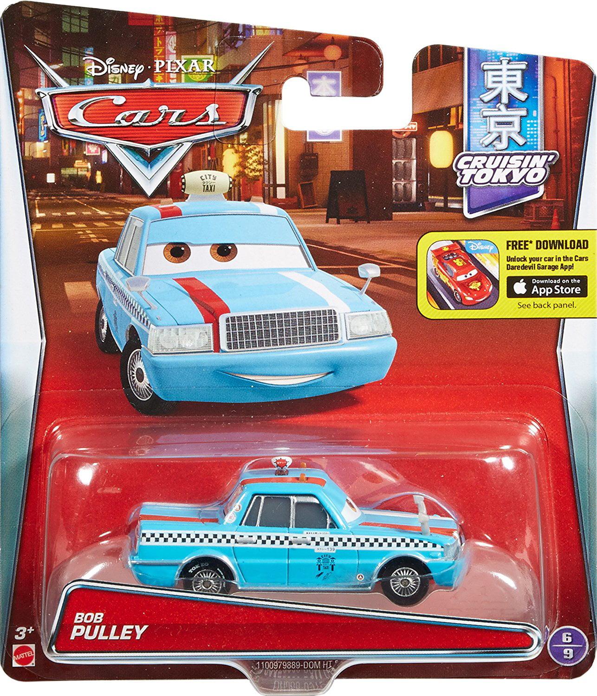Disney/Pixar Cars Bob Pulley Vehicle, Cars CARS CAST DIE diecast ...