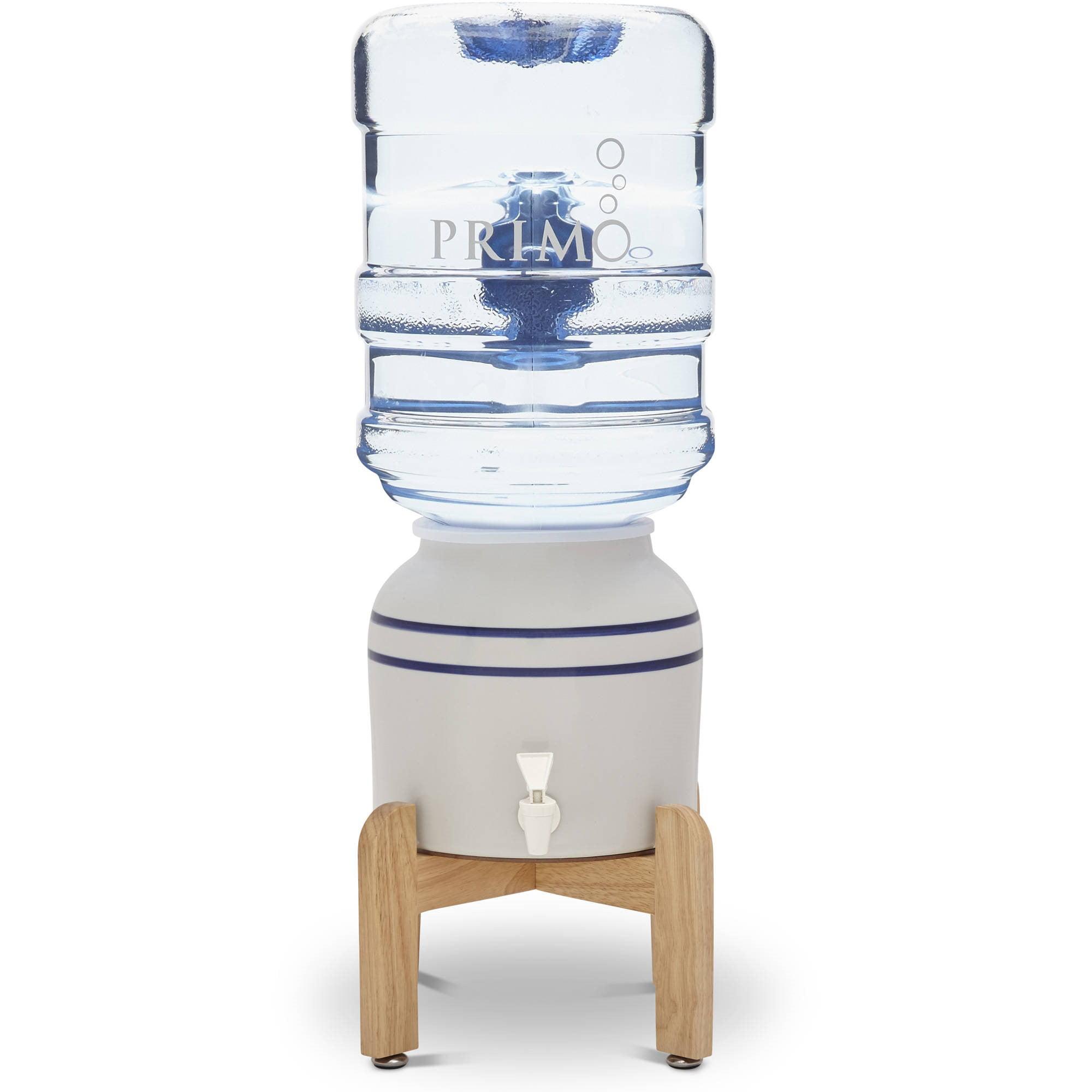 Primo Ceramic Crock Water Dispenser With Stand Walmart Com