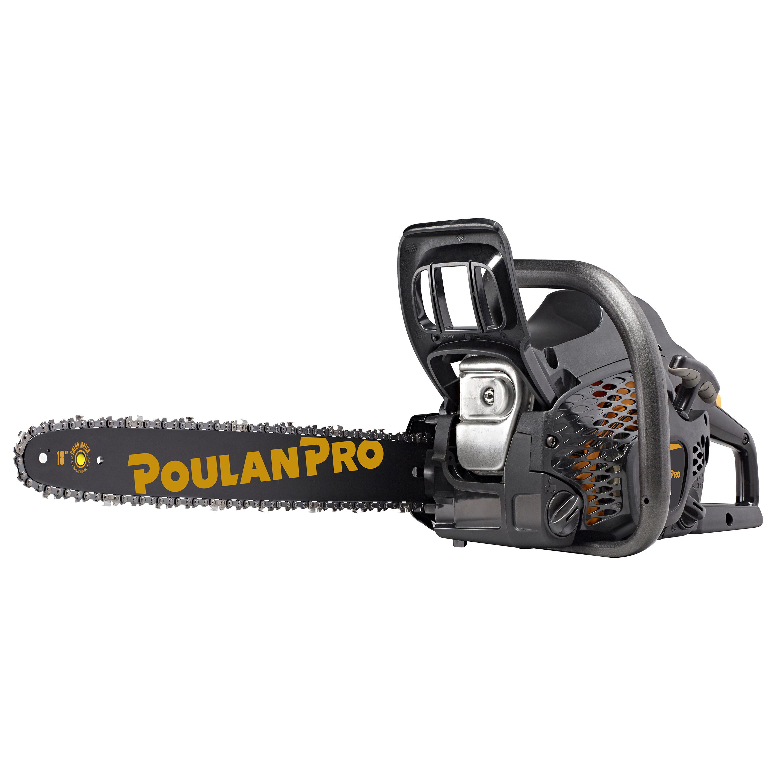 Poulan Pro 18 in. 42cc Two-cycle Gas Powered Chainsaw by Husqvarna