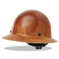 MSA Skullgard Protective Caps and Hats, Fas-Trac Ratchet, Hat, Natural Tan