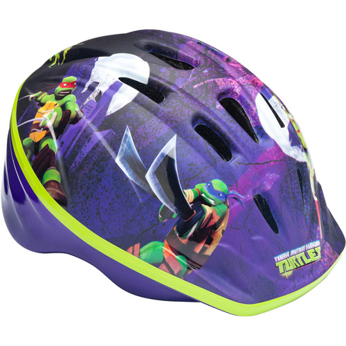 Teenage Mutant Ninja Turtle Microshell Bicycle Helmet, Child
