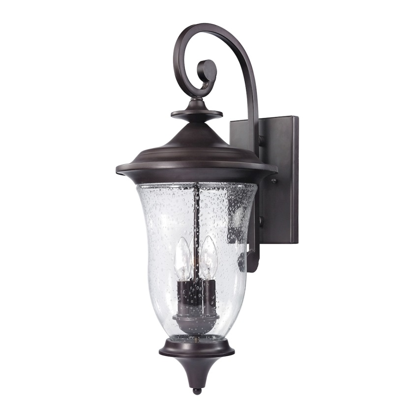 Trinity Coach Lantern In Oil Rubbed Bronze - image 1 de 1