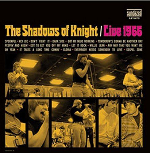Live 1966 (Vinyl)