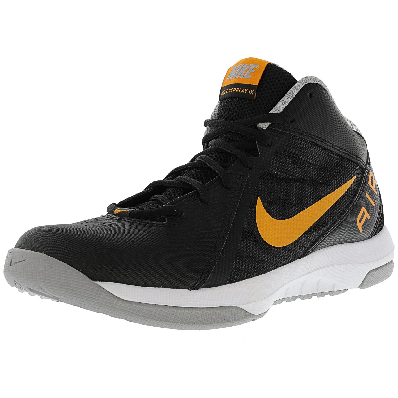 Nike Men's 831572 003 Ankle-High Basketball Shoe - 7.5M