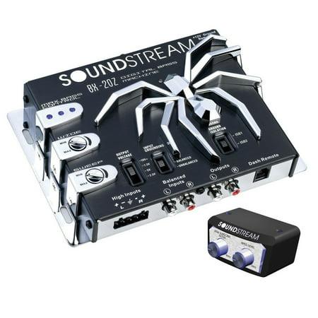 Soundstream BX-20Z Digital Bass Reconstruction Processor ()