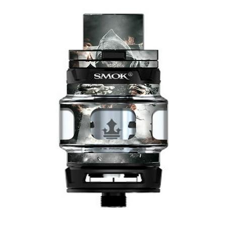 Skin Decal Vinyl Wrap for Smok TFV12 Prince Tank Vape Kit skins stickers cover/ Ace Diamonds Grim Reeper Skull - Grim Reeper
