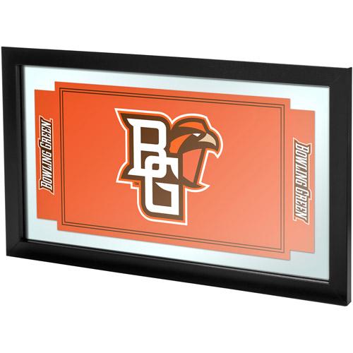 Trademark LRG1525-BGSU Bowling Green State University Framed Logo Mirror