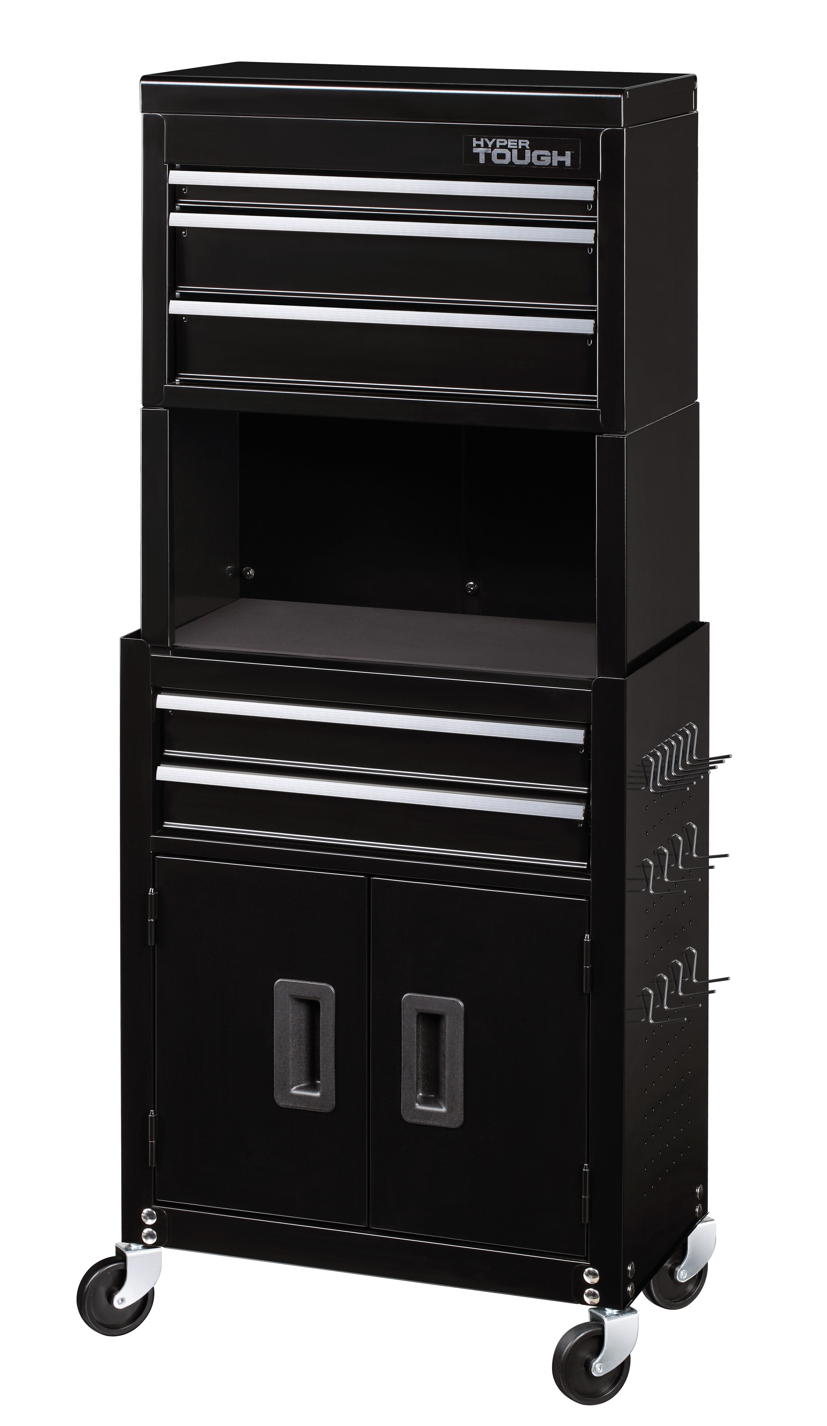 Hyper Tough 20 Inch 5 Drawer Rolling Tool Chest And