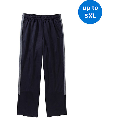 Russell Big Men's Performance Knit Track Pant