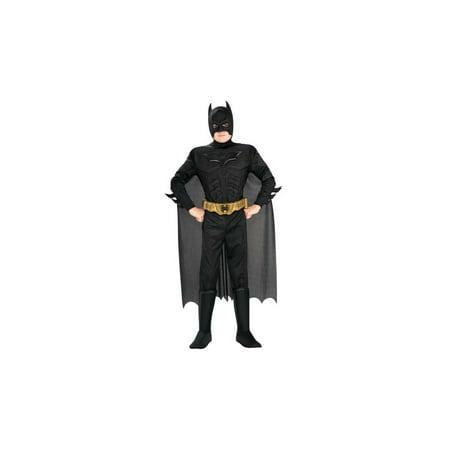 The Dark Knight Batman Kids Costume deluxe - Deluxe Knight Costume