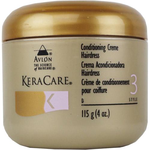KeraCare Conditioning Creme Hairdress, 4 oz