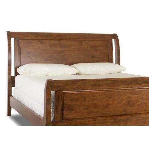 Klaussner Furniture Baxter Square Sleigh Headboard
