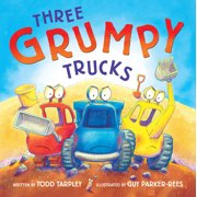 Three Grumpy Trucks - eBook