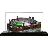 """St. Louis Cardinals 9"""" x 4"""" Busch Stadium Light Up Replica Ballpark"""