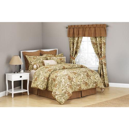 Belize 4pc Comforter Set, Russet