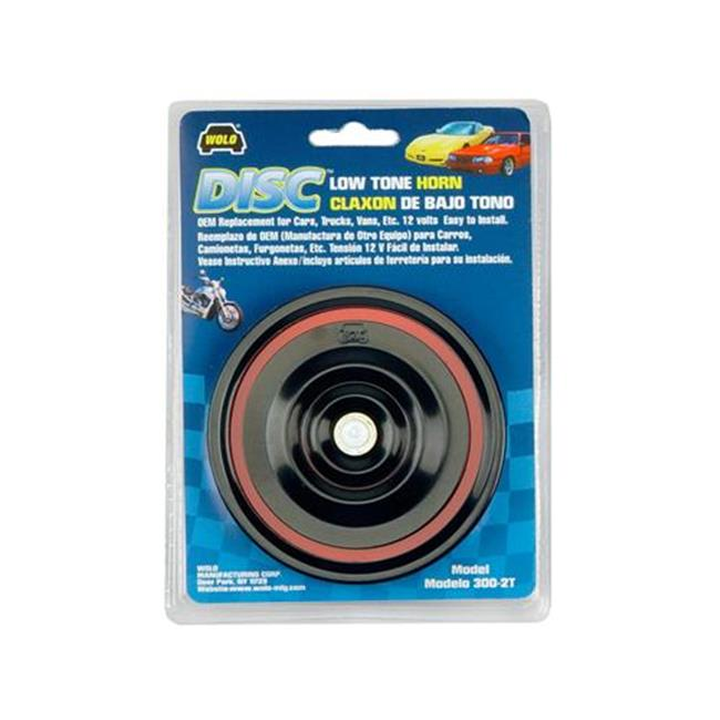 Wolo 3002T 2 Way Disc Horn
