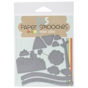 Paper Smooches Dies-Backdrop Builders