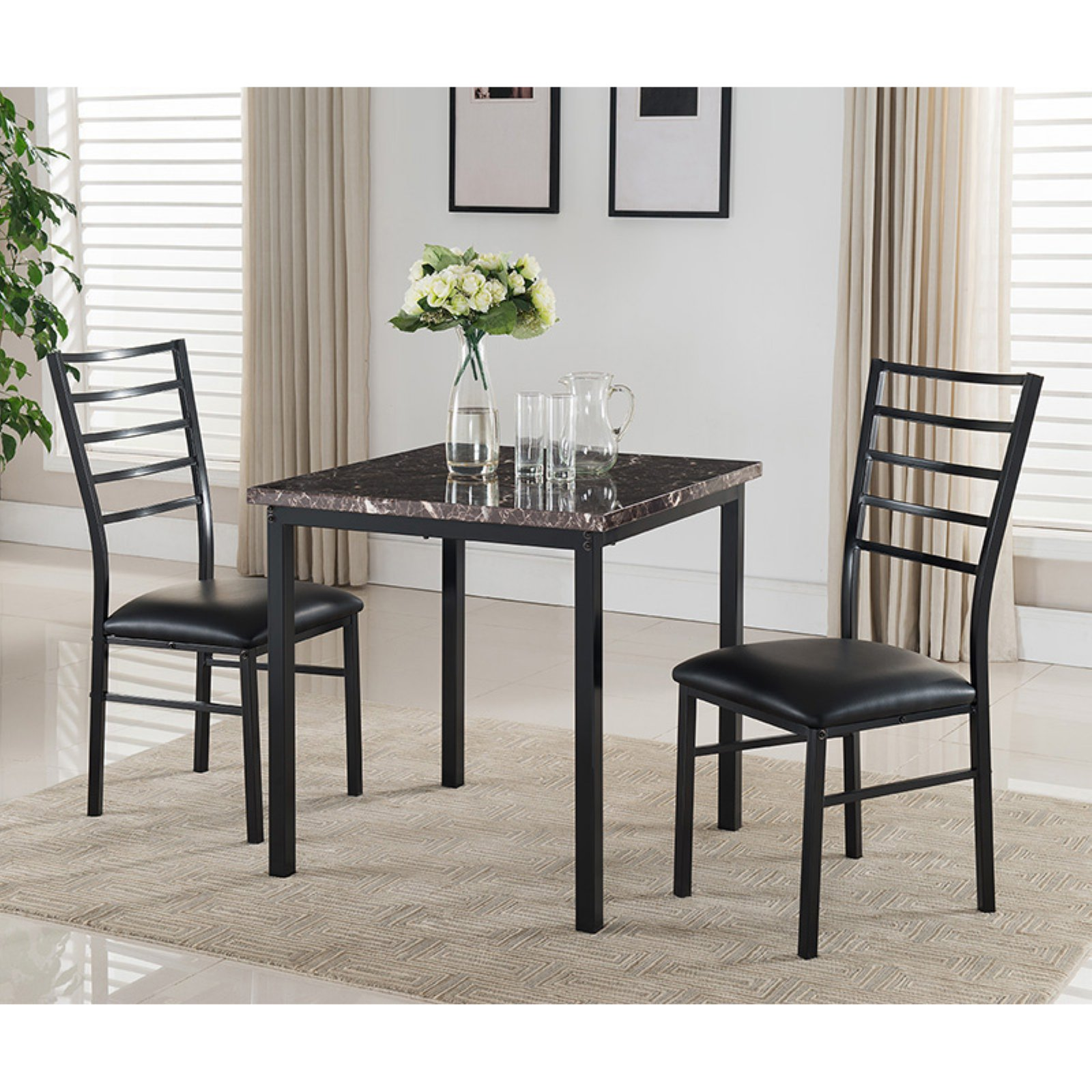 K & B Furniture Cambridge Dining Table