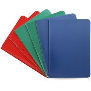 6 Packs Stone Paper Travel Small Journal Notebook College Ruled Note Book Pad, 4 x 5.5 Inches