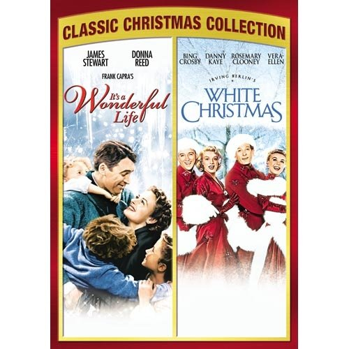 Classic Christmas Collection: It's A Wonderful Life / White Christmas (Walmart Exclusive) (WALMART EXCLUSIVE)