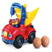 Fisher-Price Little People Dumpety the Dump Truck